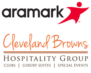 Aramark & Celeveland Browns Hospitality Group